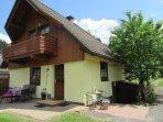 Liebevoll gestaltetes Ferienhaus für die gesamte Famlie oder mit Freunden, mit Seeblick