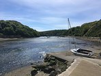 Solva Harbour - just south of St Davids