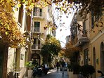 Great autumn destination with change of colour in Corfu and surrounds