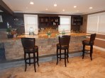 Bar with more seating