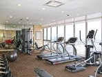 Keeping fit during your stay