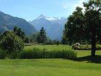 Golf at Kaprun golf course