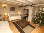 Georgeham Holiday Cottages Perrymans Christmas Theme
