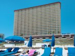 You'll love this condo's prime location within the upscale Sunrise Beach Resort!