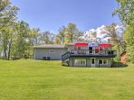 Book this fabulous vacation rental cabin for the ultimate Merrifield getaway!