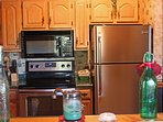 new stove and refrigerator 2016
