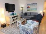 Living Area in Wave Watcher
