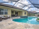 NEW! 3BR Naples House w/ Private Heated Pool!