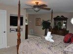 Light Fixture, Furniture, Bedroom, Indoors, Room