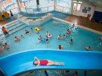 Indoor waterside