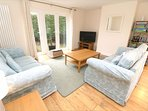Croyde Holiday Cottages Pebbles Lounge