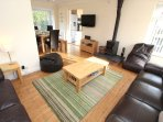 Croyde Holiday Cottages Nuthurst Lounge