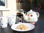 Croyde Holiday Cottages Nuthurst Teaset