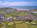 Hills View Croyde Holiday Cottagegs Aeriel
