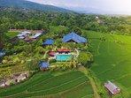 Ume Cantik Villa,Holiday Villa in Lovina, North Bali.