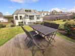 Croyde Holiday Cottages 3 Point View Patio Area