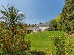 CURRADOON HOUSE, detached farmhouse, solid fuel stove, sun room, parking, garden