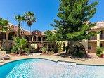 2BR Seahorse Condo w/ Beautiful Pool - Walk to Beach & Restaurants