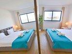 Kingsize Bedroom with suite bathroom
