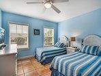 26/35: Twin Bedroom 2