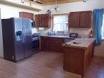 All new kitchen appliances