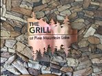 The Grill at Pine Mountain Lake