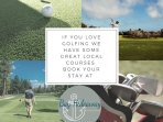 golfing ideas