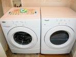 Legacy I 1008-Full Size Washer & Dryer