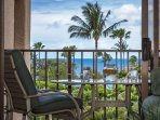 Beautiful Ocean And Garden Views From The Lanai