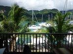 Marina View from Veranda