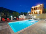 LUXURY TWO BEDROOM VILLA WITH PRIVATE POOL