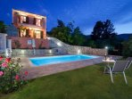 GORGEOUS TWO BEDROOM VILLA WITH PRIVATE POOL AND GARDEN PEACEFUL PLACE