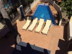 Beautiful El Toro villa (sleeps 8), with private pool, 'Casa Blanca',