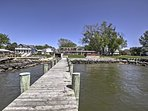 New! Waterfront 5BR Stevensville House w/ Pier!