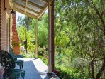 Forest View House -verandah