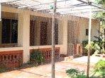 Rain dance arrangemet to beat the heat