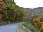 Take 'America's Favorite Drive' on The Blue Ridge Parkway