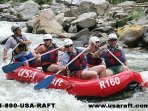 Special for our guests! For every 6 paying rafters, the 7th is free at USA Raft!