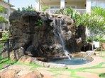 Enjoy our Tropical Hot Tub