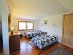 Second floor Twin bedroom