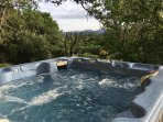 Great Valley View from Hot Tub
