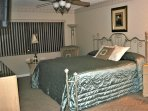 King size master bedroom suite