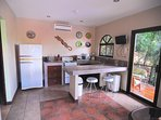 4th kitchen in private casita