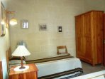 Other side of DUN NASTAS holiday house twin bedroom