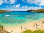 Hanauma Bay - Great for snorkling