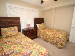 2 Twin Bedroom Located on the Ground Floor