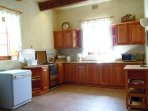 GHANNEJ holiday house kitchen