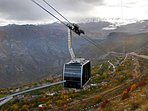 Wings of Tatev - world's longest aerial tramway to Tatev