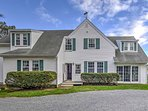Enjoy this quaint seacoast town of Hyannis Port from this 8-bedroom, 4.5-bathroom vacation rental house in...