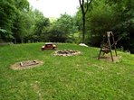 FBD Outdoor entertainment area